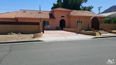 La Quinta, Palm Desert, Indio, Indian Wells, Bermuda Dunes, Rancho Mirage Single Family Home For Sale: 53042 Avenida Alvarado