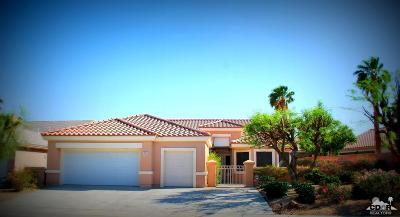 Sun City Single Family Home For Sale: 78529 Platinum Drive