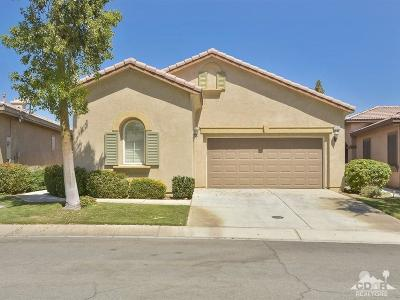 Indio Single Family Home For Sale: 82852 Burnette Drive
