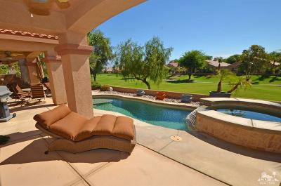 Indio Single Family Home Contingent: 45432 Coeur Dalene Drive
