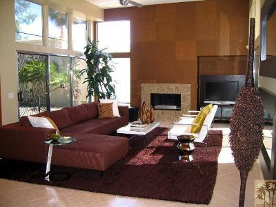 Cathedral City, Palm Springs Rental For Rent: 668 Dunes Court