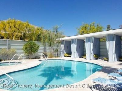 Cathedral City, Palm Springs Rental For Rent: 1028 East Palm Canyon Drive #201