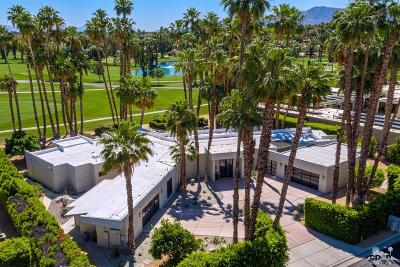 Rancho Mirage Single Family Home For Sale: 37490 Palm View Road
