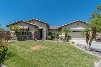 Rancho Mirage Single Family Home Contingent: 145 Via Solaro