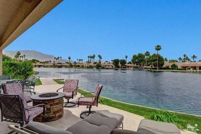 Rancho Mirage Condo/Townhouse For Sale: 96 Lakeshore Drive