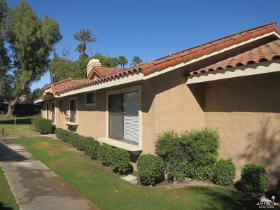 Palm Desert Condo/Townhouse Sold: 284 Avenida Del Sol