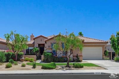 La Quinta Single Family Home For Sale: 46214 Roudel Lane