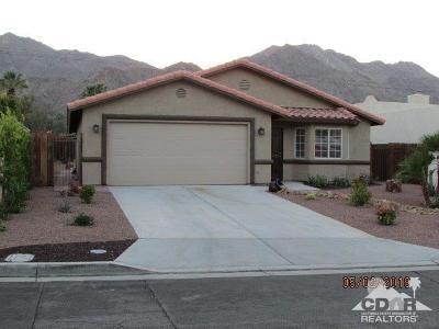 La Quinta Single Family Home For Sale: 54375 Avenida Obregon