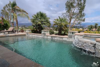 Indio Single Family Home Contingent: 45542 Banff Springs Street