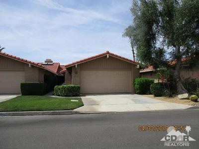 Palm Desert Condo/Townhouse For Sale: 129 Camino Arroyo South