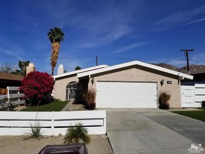 La Quinta Single Family Home For Sale: 52444 Avenida Diaz