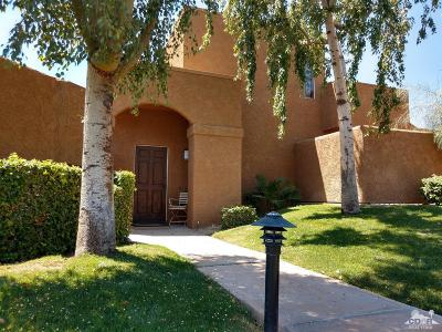 Ironwood Country Clu Condo/Townhouse For Sale: 73417 Foxtail Lane