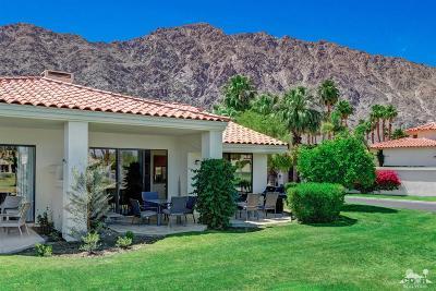 La Quinta Condo/Townhouse For Sale: 54892 Riviera