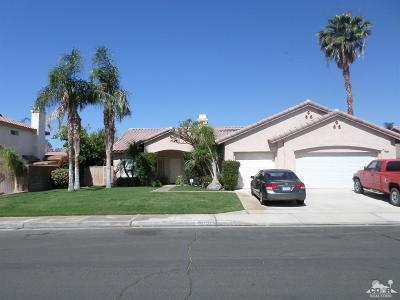 Palm Desert, Indio, La Quinta, Indian Wells, Rancho Mirage, Bermuda Dunes Single Family Home For Sale: 48701 Gibraltar Street