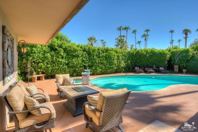 Indian Wells Single Family Home For Sale: 45750 Williams Road