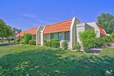 Rancho Mirage Condo/Townhouse Contingent: 35600 Feliz Court