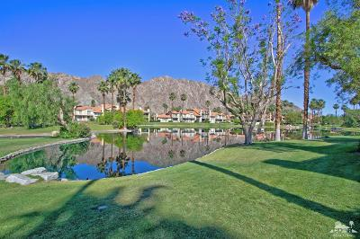 La Quinta Condo/Townhouse For Sale: 55177 Tanglewood