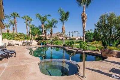 La Quinta Single Family Home For Sale: 78840 Spyglass Hill Drive