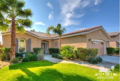 La Quinta Single Family Home For Sale: 81757 Rustic Canyon Drive