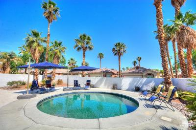 Palm Desert Country Single Family Home Contingent: 76884 New York Avenue