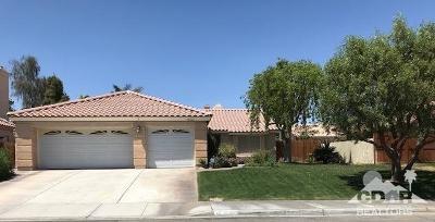 La Quinta Single Family Home For Sale: 78860 Villeta Drive