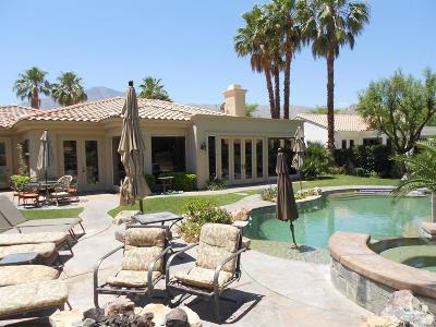 La Quinta Single Family Home Sold: 79860 Riviera