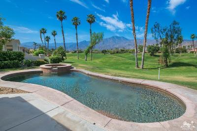 La Quinta Single Family Home Sold: 54435 Winged Foot
