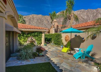La Quinta, Palm Desert, Indio, Indian Wells, Bermuda Dunes, Rancho Mirage Condo/Townhouse For Sale: 54607 Riviera