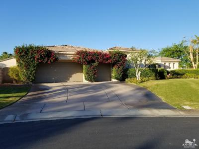 Palm Desert, Indio, Indian Wells, Rancho Mirage, La Quinta, Bermuda Dunes Single Family Home For Sale: 24 Toscana Way West