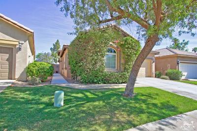 Indio Single Family Home Contingent: 82860 Burnette Drive