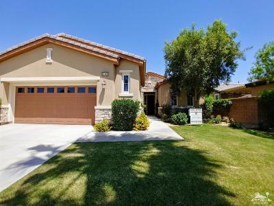 La Quinta Single Family Home Sold: 61466 Fire Barrel Drive