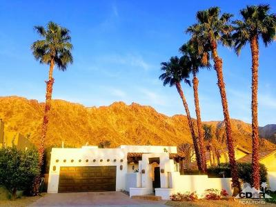 La Quinta Single Family Home For Sale: 52255 Avenida Juarez
