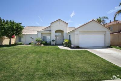 La Quinta Single Family Home For Sale: 45390 Desert Eagle Court