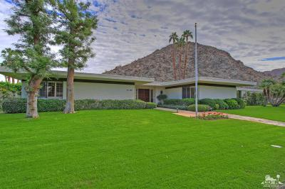 El Dorado Country Cl Single Family Home Contingent: 46780 East Eldorado Drive