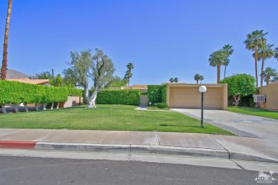 Palm Springs Condo/Townhouse For Sale: 1350 East Marion Way