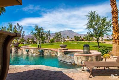 La Quinta, Palm Desert, Indio, Indian Wells, Bermuda Dunes, Rancho Mirage Single Family Home For Sale: 61739 Topaz Drive