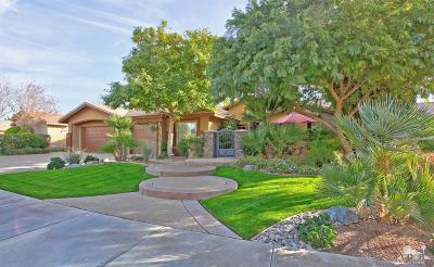 La Quinta Single Family Home For Sale: 78965 Wakefield Circle