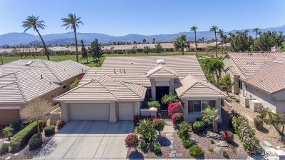 Sun City Single Family Home Contingent: 78735 Sunrise Canyon Avenue