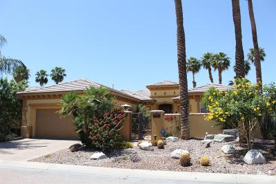 Indio Single Family Home Contingent: 44507 St. Andrews Place
