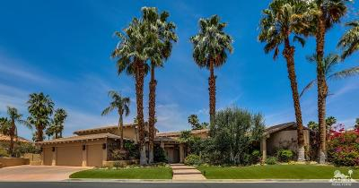 Palm Desert Single Family Home Contingent: 72970 Carriage Trail