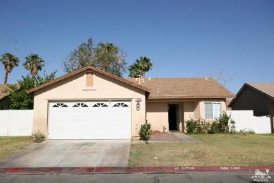 Indio Single Family Home For Sale: 47800 Madison Street #180