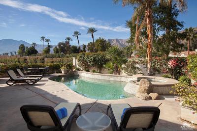 La Quinta Single Family Home For Sale: 50175 Valencia