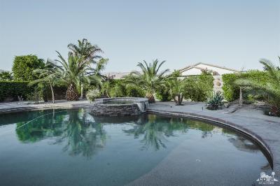 Indio Single Family Home For Sale: 41100 Corte Nella Vita