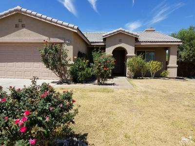 Indio Single Family Home For Sale: 47591 Stampede