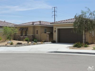 Palm Desert Single Family Home For Sale: 74137 Encore Lane