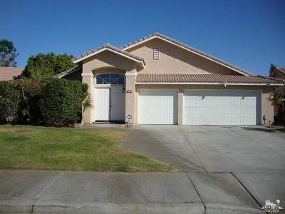 La Quinta Single Family Home For Sale: 78800 Birchcrest Circle