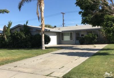 Indio Single Family Home For Sale: 82403 Mountain View Avenue