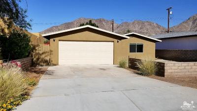 La Quinta Single Family Home For Sale: 53380 Avenida Herrera