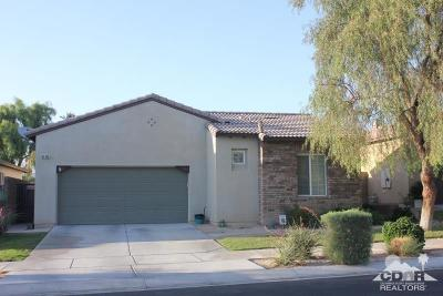 Indio Single Family Home For Sale: 84060 Colibri Court