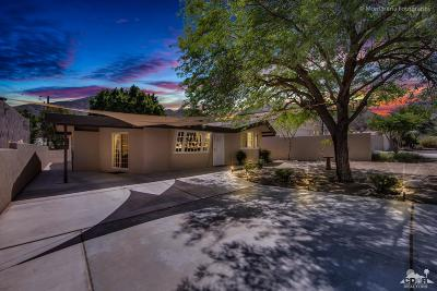 La Quinta Single Family Home Contingent: 53440 Avenida Mendoza